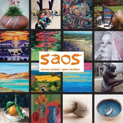 Surrey Artists Open Studio