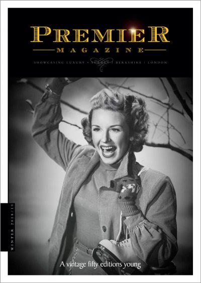 Premier Magazine Winter Front Cover Picture