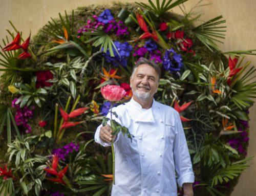 Raymond Blanc's Jardin Blanc to return to RHS Chelsea Flower Show