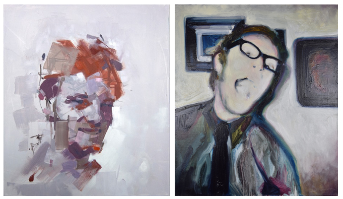Pictured (left to right) Matthew Bone by Samira Addo, Simon Hodgson Greaves by Chris Moon