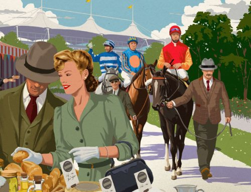 Artisan cuisine & exciting racing is on the cards at Goodwood's May Festival
