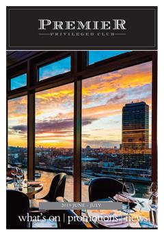 Premier Magazine's monthly e-newsletter