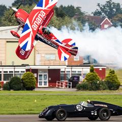 Wings & Wheels at Dunsold Park