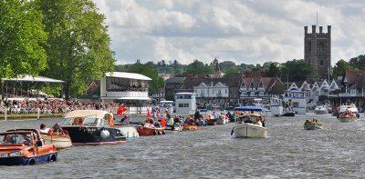 Henley Royal Regatta runs from 3rd to 7th July