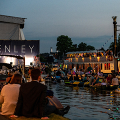 Sundown at Henley Festival
