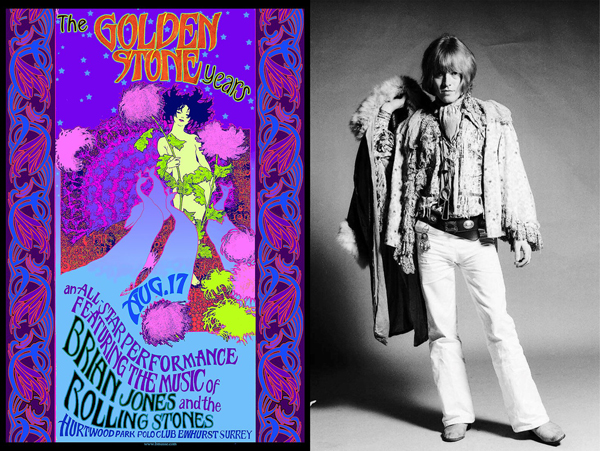 This day out promises polo, exotic cars, great music and a tribute to Brian Jones
