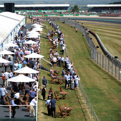 F1 Grand Prix Hospitality