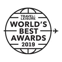 Travel + Leisure World's Best Awards 2019