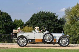 Classic Cars on Display
