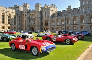 Concours of Elegance, Winsor 2012