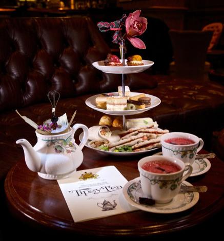 Mr Fogg's Tipsy Tea