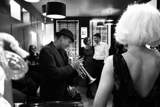 Roaring 20's Reborn at Soho. Live Jazz Week 2019