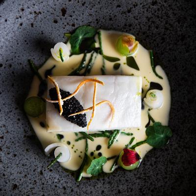 L'Ortolan's Christmas Gala given a Michelin-Star twist to a festive menu