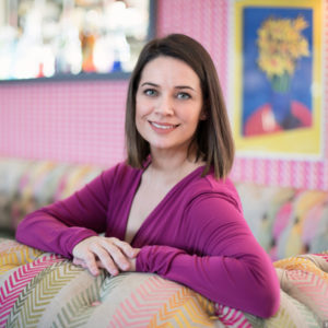 Hayley Bystram, Matchmaker and Founder of the Bowes-Lyon Partnership