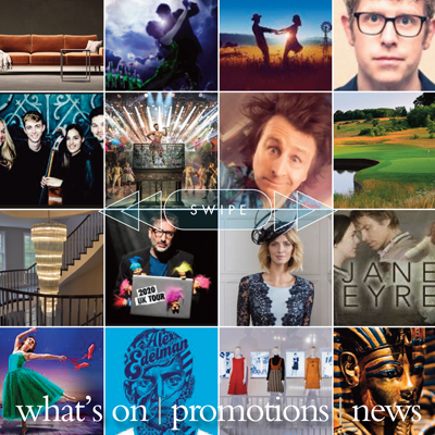Premier Magazine's additional monthly e-newsletter