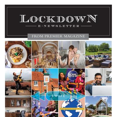 Premier Magazine's Lockdown Newsletter