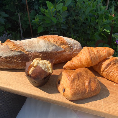 Frankonia the Bread House now deliver to private homes