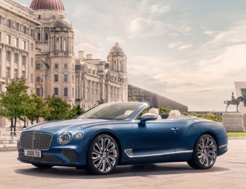 MOTORING: Continental GT Mulliner Convertible to debut in St. Tropez