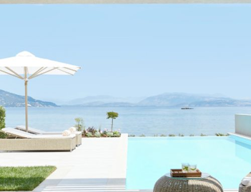 TRAVEL: Ikos Resorts in 'Air-Corridor' Greece crowned Top All-Inclusives in The World