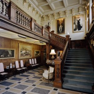 Enjoy a grand entrance at Somerleyton