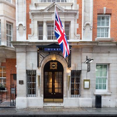 Dukes London in the heart of Mayfair