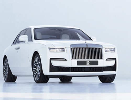 MOTORING: UK public debut of the new Rolls-Royce Ghost will be at Salon Privé