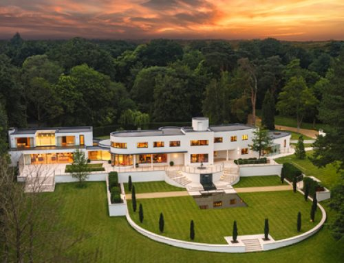 PROPERTY: Picture this. Firing the imagination  at the top of the market