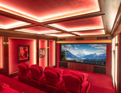 INTERIORS: The big-screen experience coming to a room near you