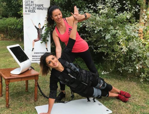 HEALTH & FITNESS: Just 2 x 20 minutes a week; Joanna's secret for quickly losing that lockdown weight