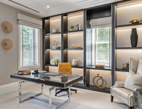 INTERIOR DESIGN: The new luxury must-have: the home office