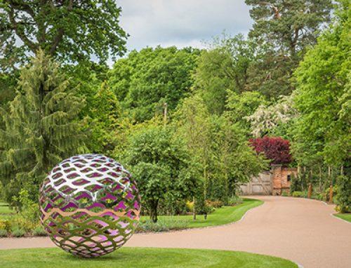 GARDENS: The essentials of creating the country estate garden design