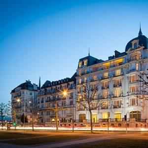 The Woodward, Geneva