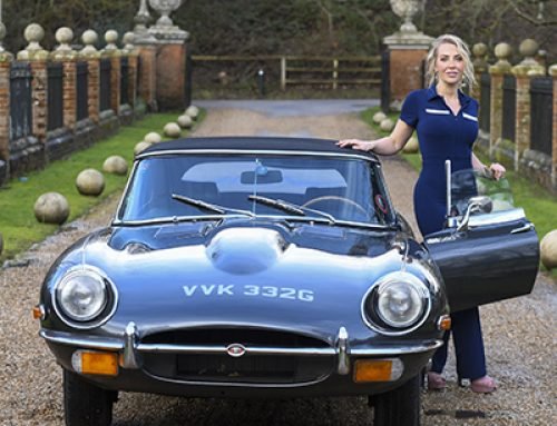 MOTORING: Happy Birthday to the E-Type; now available handcrafted for the 21st Century