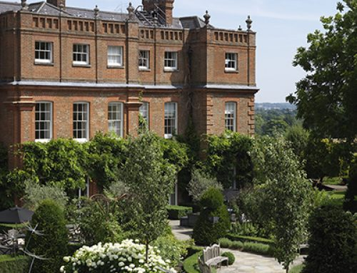 STAYCATION: Luxury hotel in historic mansion set to relaunch in May after complete redesign