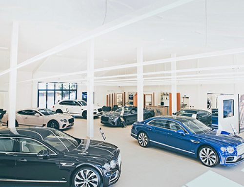 MOTORING: H.R. Owen opens a brand new Bentley Surrey showroom