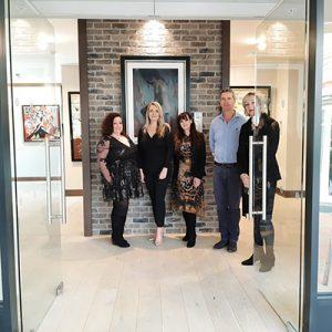 Soho Fine Art opens the doors at Guildford's Tunsgate Quarter