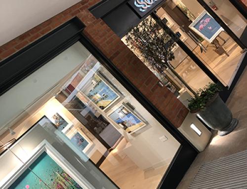 ART: Soho Fine Art opens at Tunsgate Quarter