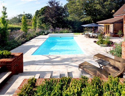 GARDENS: Plan your garden around the pool