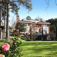 Golf Club Road St. George's Hill on the market with Savills