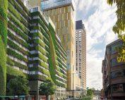 Hilton Hotel Woking, due to open soon