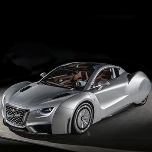 Hispano Suiza's fully electric hypercar