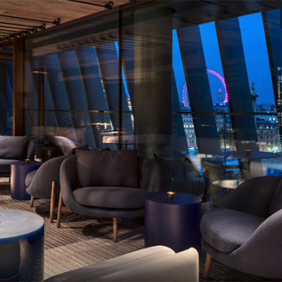 The Londoner opened its doors on September 6th